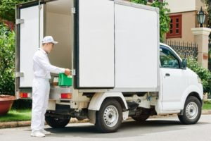 exlibra - Jak zorganizować transport żywności